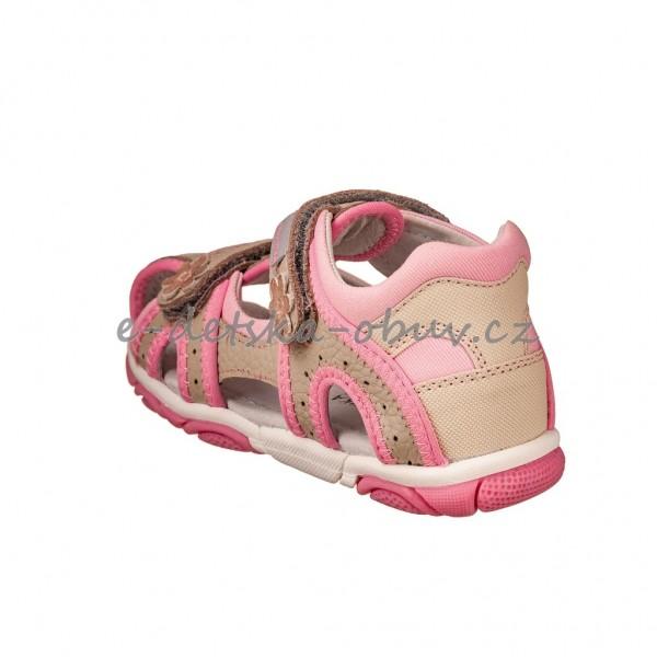 e6b3c70a986d Dětská obuv - Protetika IBIZA  beige
