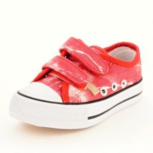 Dětská obuv Tenisky PEDDY   /red - Boty a dětská obuv
