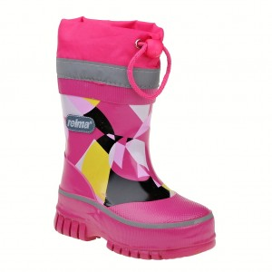 Dětská obuv Teplé gumovky REIMA - Gumovky