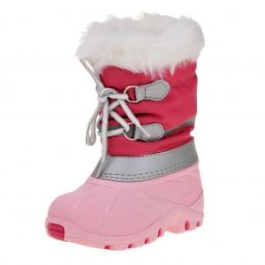 Dětská obuv Sněhule PN-631-25-11 /růžová - X...SLEVY  SLEVY  SLEVY...X