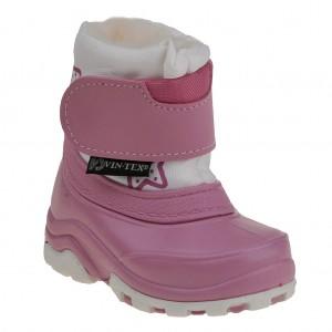 Dětská obuv Termoobuv růžová - Boty a dětská obuv