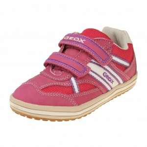 Dětská obuv GEOX J Vita  /fuchsia -