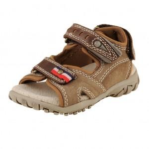 Dětská obuv Sandály PIO  /Teak - Boty a dětská obuv