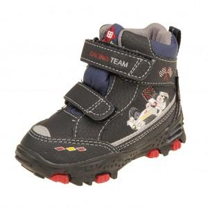 Dětská obuv BB Kids Snowman V  /marine/grau -