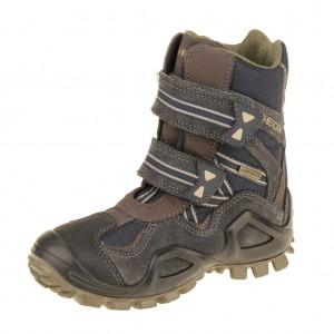 Dětská obuv GEOX J Voyager ABX  /navy/beige -