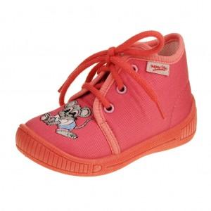 Dětská obuv Domácí obuv Superfit 0-00250-53 -  Na doma a do škol(k)y