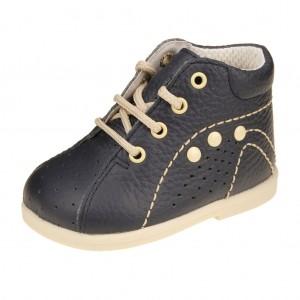 Dětská obuv Capáčky DPK  K51077  /modré - Boty a dětská obuv