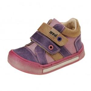 940c1c3c8c4 Dětská obuv KTR 162 165BA  fialová - Celoroční