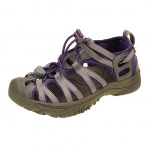 Dětská obuv KEEN Whisper   neutral gray/ultra violet -