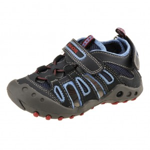 Dětská obuv GEOX JS Kyle B  /navy/lt.blue -