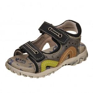 Dětská obuv Sandály PIO  /Navy - Boty a dětská obuv