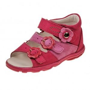 Dětská obuv Richter  2106  /fuchsia/lollypop -  Sandály