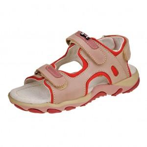 Dětská obuv Sandály Rosa/Barbie - Boty a dětská obuv