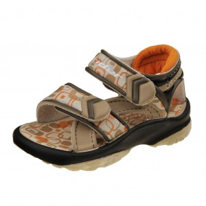 Dětská obuv Rider K2 Twist Baby  /beige/orange -  Sandály