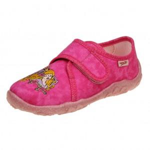 Dětská obuv Domácí obuv Superfit 1-00258-63 -  Na doma a do škol(k)y