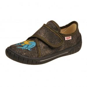 Dětská obuv Domácí obuv Superfit 1-00271-31 -  Na doma a do škol(k)y