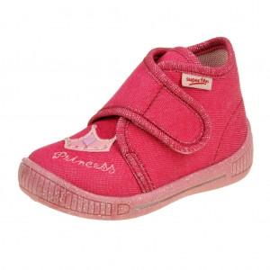 Dětská obuv Domácí obuv Superfit 1-00253-63 -  Na doma a do škol(k)y
