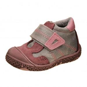 Dětská obuv Santé N661/201    /šedá/růžová - Boty a dětská obuv