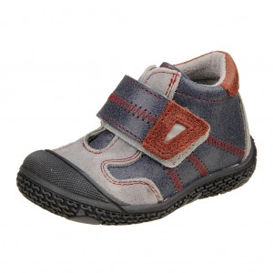 Dětská obuv Santé N661/201    /modrá - Boty a dětská obuv