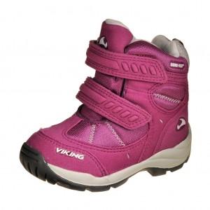 Dětská obuv VIKING Toasty GTX   /fuchsia - Boty a dětská obuv