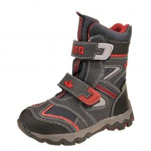 Dětská obuv LICO Snowboard V      /marine/schwarz/rot - Boty a dětská obuv