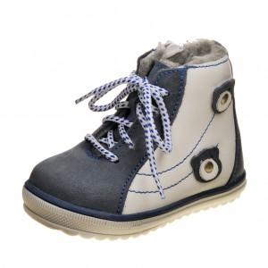 Dětská obuv Santé 730/301 zimní  /modré - X...SLEVY  SLEVY  SLEVY...X