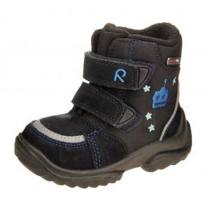 Dětská obuv REIMA Yann navy blue -  Zimní