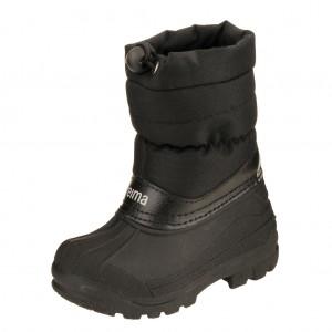 Dětská obuv REIMA Nefar /black - Boty a dětská obuv