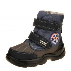 Dětská obuv Ciciban Snow Navy -  Zimní