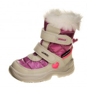 Dětská obuv Ciciban Snow Fuxia - Boty a dětská obuv