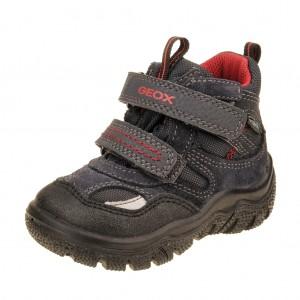 Dětská obuv GEOX B Cima D  /navy/red -  Zimní