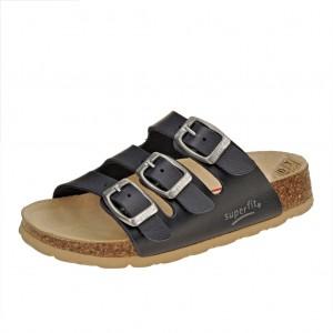Dětská obuv Domácí obuv Superfit 5-00113-80 - Boty a dětská obuv