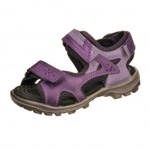 Dětská obuv ECCO Urban Safari     /imperial purple - Boty a dětská obuv