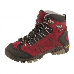 Dětská obuv Brütting Mount Bona High  bordeaux - baf57fa928