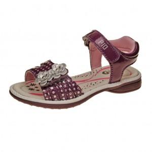 Dětská obuv Sandály PIO  / Ambergine +++ - Boty a dětská obuv