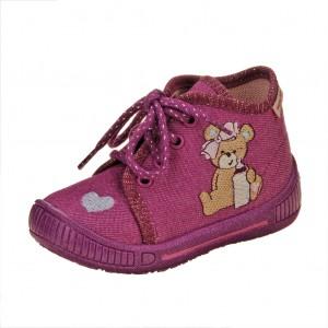 Dětská obuv Domácí obuv Superfit 3-00254-66 -  První krůčky