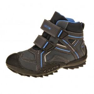Dětská obuv GEOX J Savage WP   /navy/royal -
