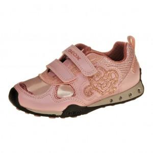 Dětská obuv GEOX J.N. Jocker G.A.  /pink -