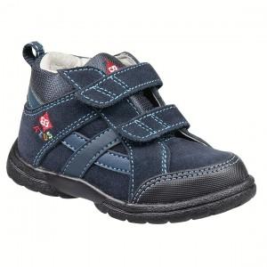 Dětská obuv Spooky V    /marine/grau - Boty a dětská obuv