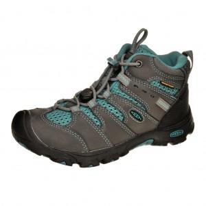 Dětská obuv KEEN Koven MID WP  magnet capri breeze - Celoroční 496708686f