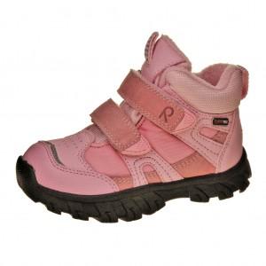 Dětská obuv REIMA Naos pink - Boty a dětská obuv