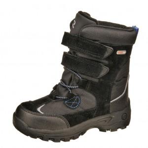 Dětská obuv REIMA Ithion  /black - Boty a dětská obuv