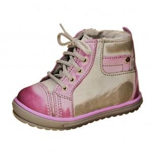 Dětská obuv Santé 730/301 zimní  /fial. - X...SLEVY  SLEVY  SLEVY...X