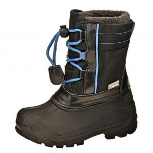 Dětská obuv REIMA Moran /black - Boty a dětská obuv