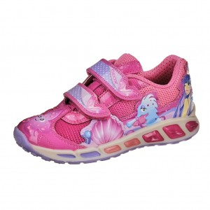 Dětská obuv GEOX J Shuttle G  /fuchsia -