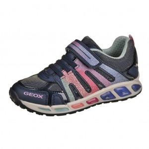 Dětská obuv GEOX J Shuttle G  /navy -