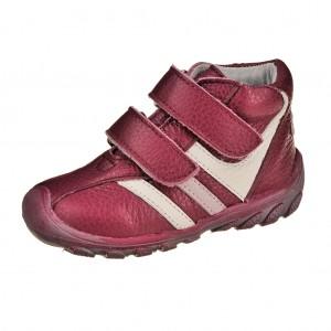 Dětská obuv DPK K51073   /červené - Boty a dětská obuv