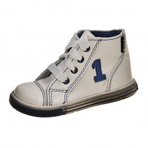 Dětská obuv FARE 2151155  /bílé/modré -  První krůčky