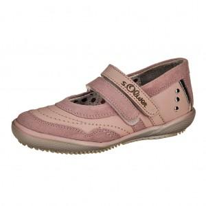 Dětská obuv s'Oliver pink - X...SLEVY  SLEVY  SLEVY...X
