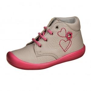 Dětská obuv DPK K51202   /šedo růžové - Boty a dětská obuv